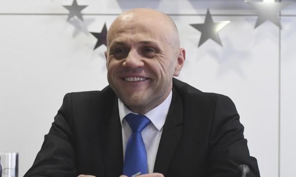 Дончев доволен: Работата по оперативните програми спори!