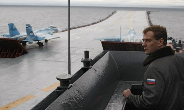 Русия създава изкуствени острови в Баренцово море