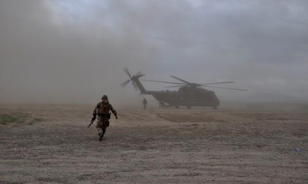Осем охранители на американска военна база в Афганистан са убити