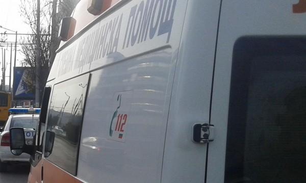 Блъснаха жена в центъра на София