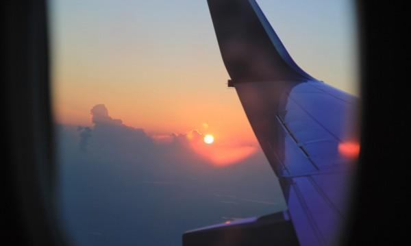 Да се родиш с късмет – на борда на самолет