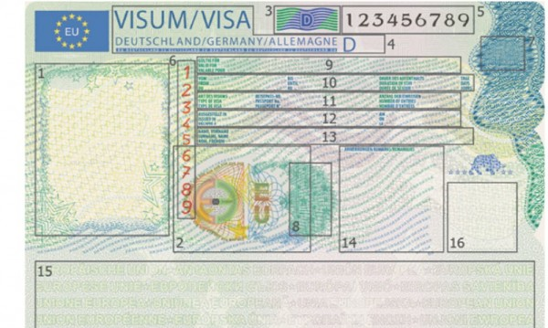 Европейският съюз сменя шенгенската виза