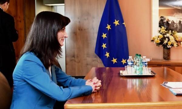 Мария Габриел против европейска интернет търсачка