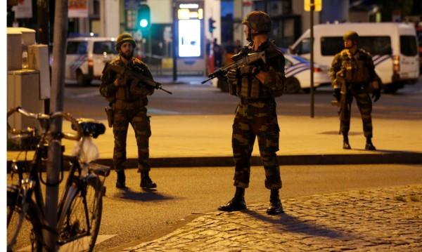 Атентаторът - единствената жертва от взрива в Брюксел