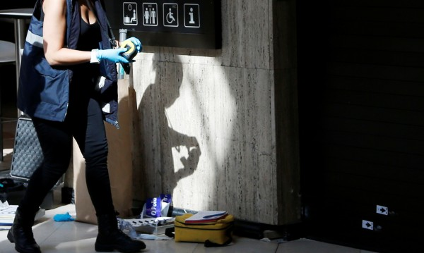 Нападателят от Централната гара в Брюксел е бил мароканец