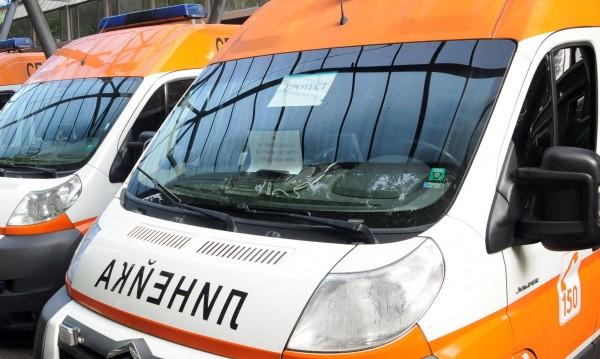 Работници пострадаха при трудова злополука в Севлиево