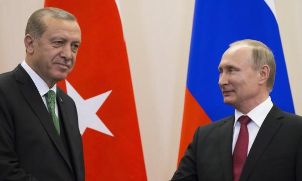 Путин: Сътрудничеството с Турция е високо!
