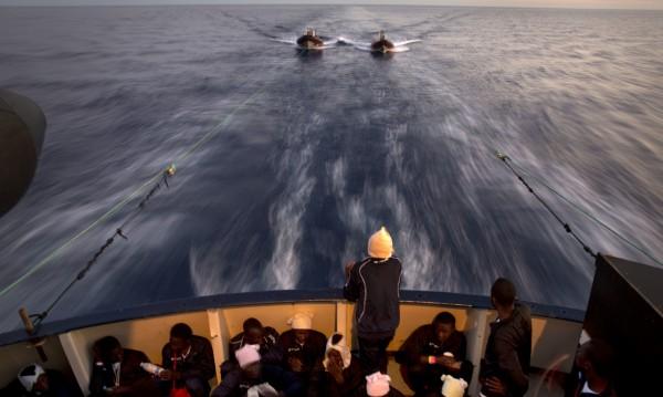 ООН: Над 2000 мигранти загинали в Средиземно море