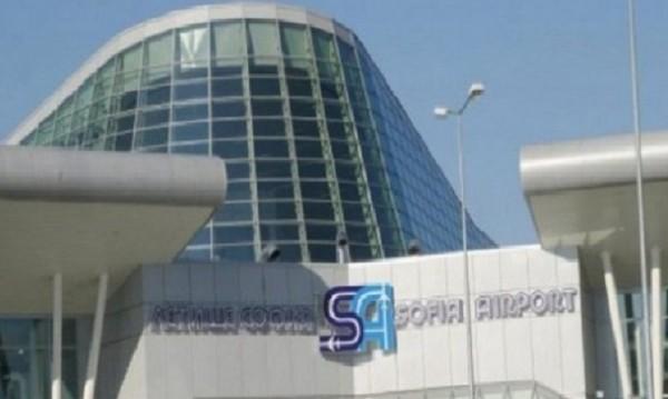 Сигналът за бомба на Летище София – фалшив