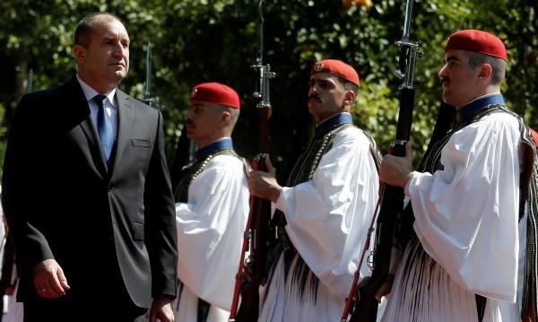 Радев подкрепи европейската перспектива на балканските страни