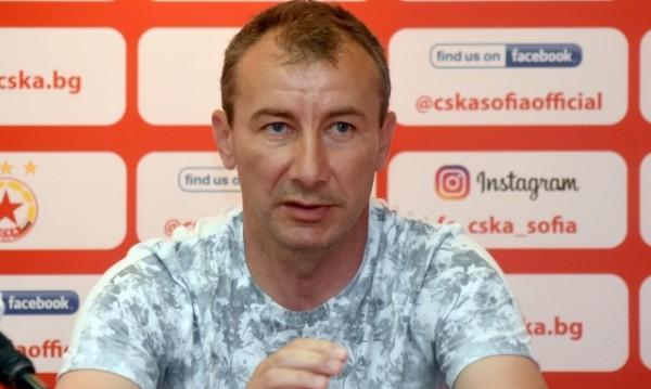 Белчев сигурен: Ще ни върнат в Лига Европа