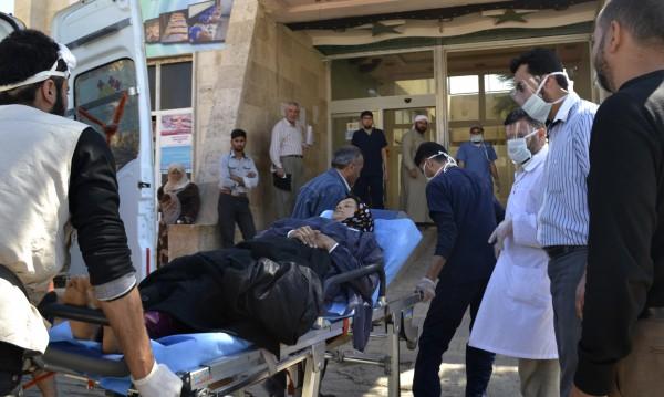 САЩ: Режимът на Асад готви атака с химическо оръжие!
