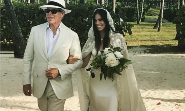 Томи Хилфигър заведе дъщеря си до олтара