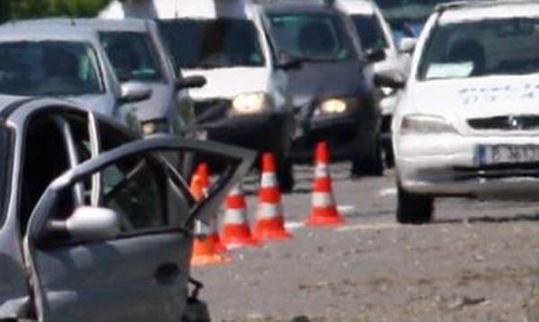 Верижна катастрофа блокира пътя към Слънчев бряг