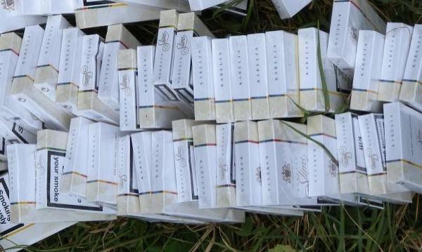 Полицаи иззеха над 11 000 къса цигари без бандерол в Мездра