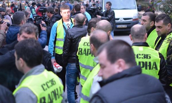 И пак от МВР: Заплатите не се увеличават – протестите остават!