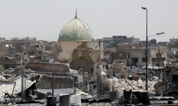"""Ирак обяви края на халифата на """"Ислямска държава"""""""