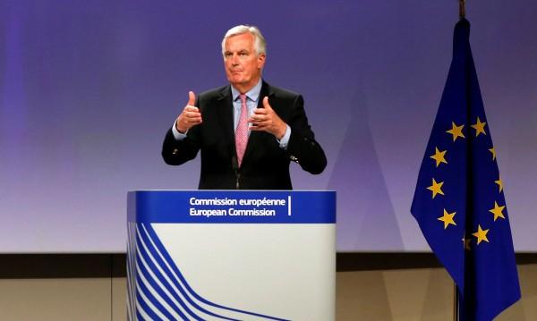 Мишел Барние обеща: Преговорите за Brexit ще са прозрачни!