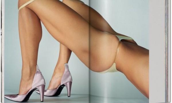 Голи тела, легендарен фотограф: Марио Тестино