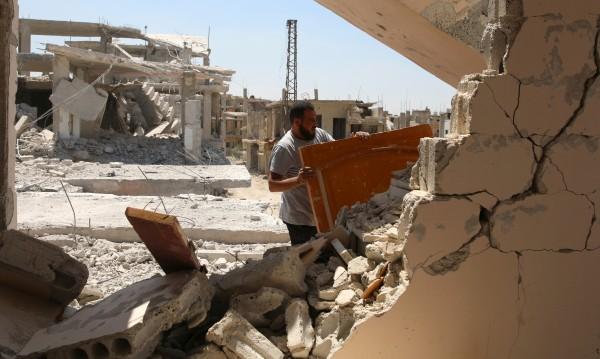 Половин милион сирийци се върнали по родните си места тази година