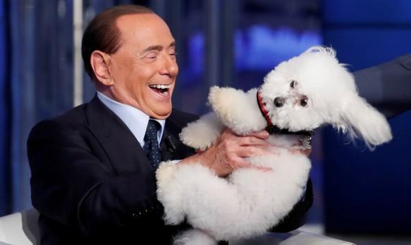 Една легенда се завръща! Берлускони влиза в политиката