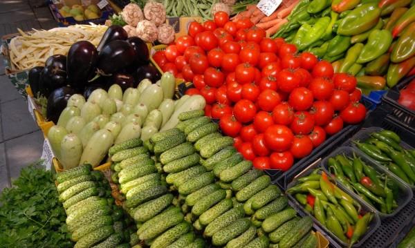 Цените на хранителните стоки на едро скочиха с 0,6%