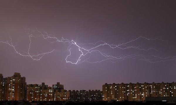 От жега към гръмотевици: Захлаждането ще донесе бури