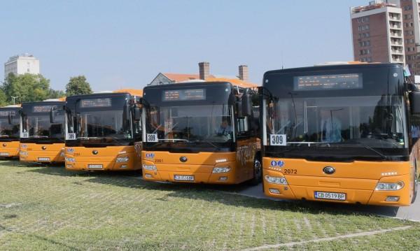 Ново на пътя: Рейсът с предимството на трамвая, вдигат колите със скоби