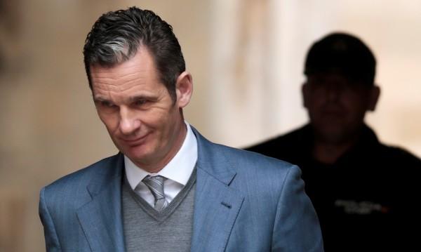 Зет на испанския крал може да лежи 10 г. в затвора