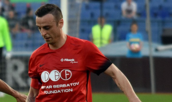 Димитър Бербатов не бил канен официално в ЦСКА