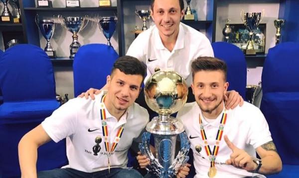 Левски купува румънски шампион за €900 хил.