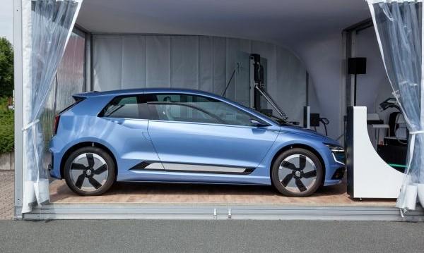 Следващият VW Golf ли е колата на бъдещето?