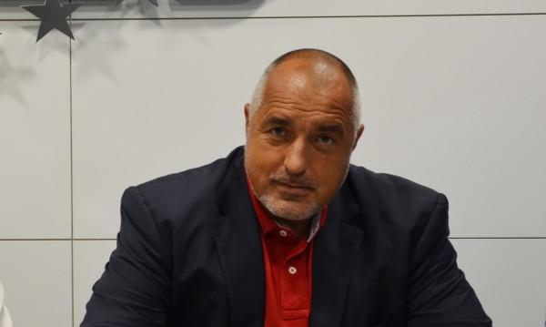 Борисов доволен, Габриел щяла да покаже силата на България