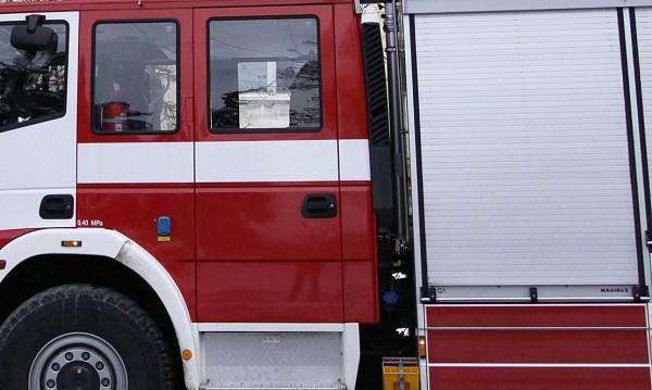 Пожар пламна заради газова бутилка в Свиленград
