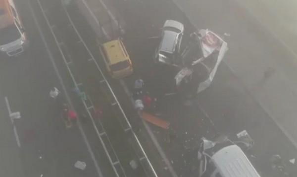"""15 ранени в мелето на """"Тракия"""", един е тежко пострадал"""