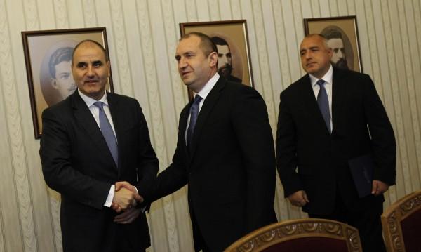 Само президентът, БСП и Слави – за Борисов източник на драми