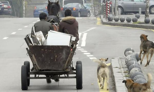 ВАС върна каруците по сливенските улици