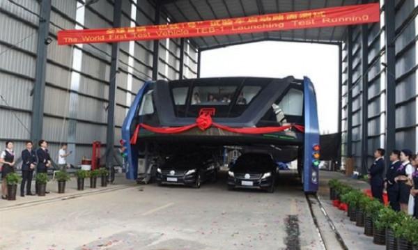 Китайският автобус платформа – измамата на века и позор