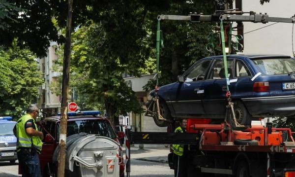 Събота, Синя зона, места: Паркираш и плащаш - цял ден от есента