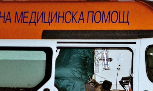 Челен сблъсък на два ТИР-а изпрати шофьори в болница