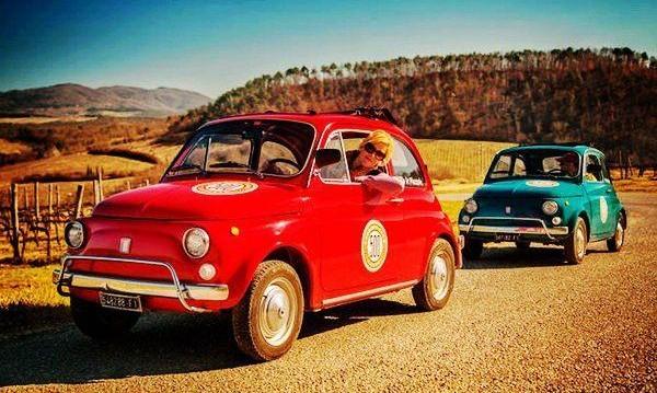 Fiat 500 стана на 60!