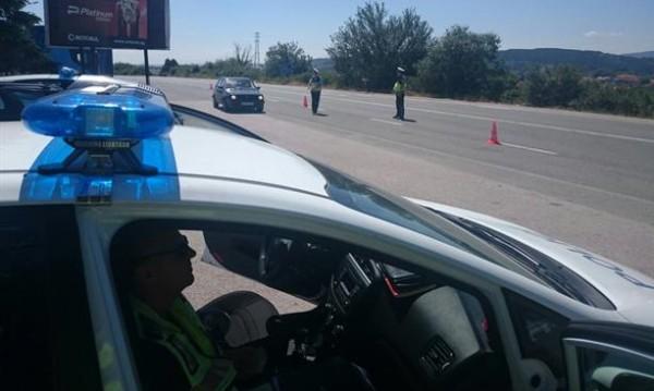 МВР в атака: 10 електронни фиша за 2 часа, 6 от тях на един шофьор