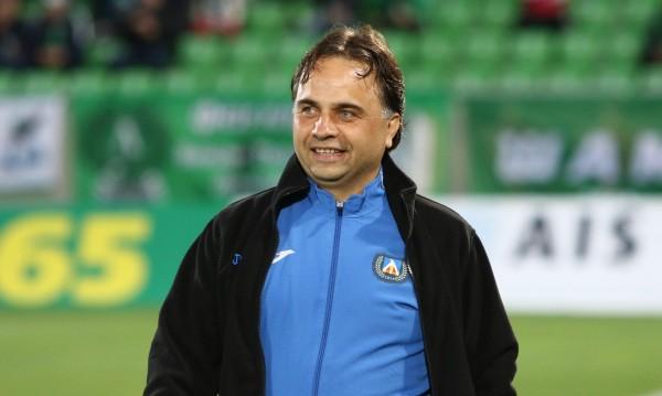 Митов недоволен от играта на Левски, гледа към мача с Хайдук