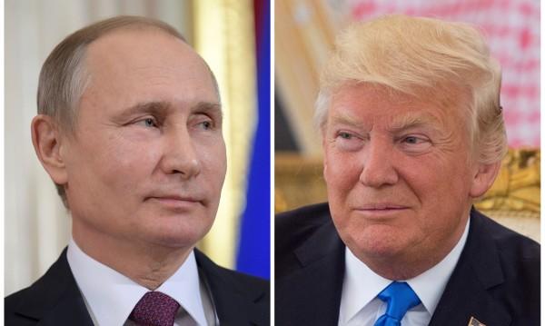 Решителен двубой между двама хипермъжкари - Тръмп и Путин