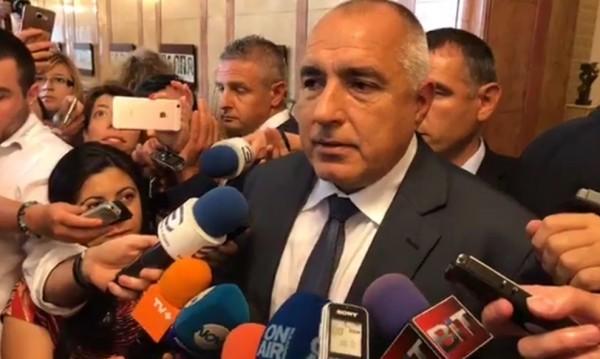 Борисов за мигрантите: Трябваше да са 1200, дойдоха 2-ма, единият избяга...