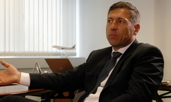 """Шефът на """"България Ер"""": Доброто име е всичко за компанията"""