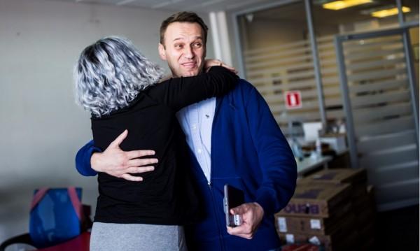 Алексей Навални излезе от затвора