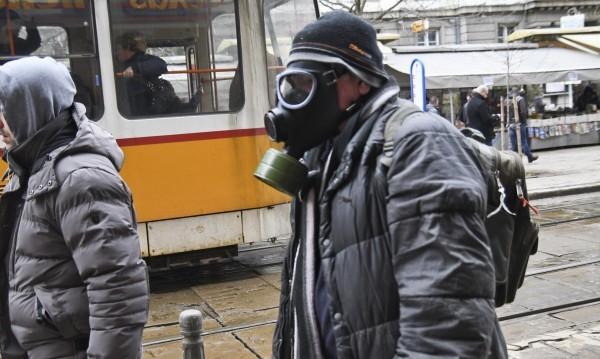 Печално: 50 българи на ден умират, заради мръсен въздух