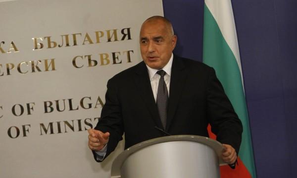 Борисов отговори на БСП: Стабилна Македония е в наш интерес