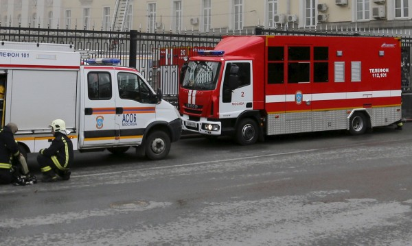 18 души пострадаха при голям пожар в Москва